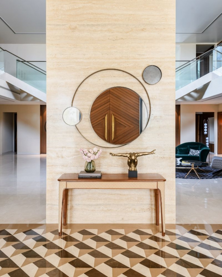 khushalani associates Khushalani Associates: A Modern Mansion With Strong Indian Roots khushalani associates modern mansion strong indian roots 3