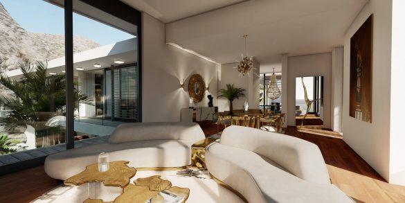 boca do lobo Fall In Love With The New Boca do Lobo's Mansion In Capri living dining 1 585x293