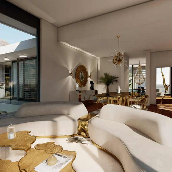 boca do lobo Fall In Love With The New Boca do Lobo's Mansion In Capri living dining 1 585x585