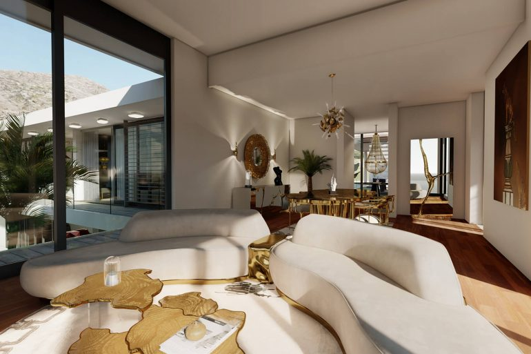 boca do lobo Fall In Love With The New Boca do Lobo's Mansion In Capri living dining 1 770x513
