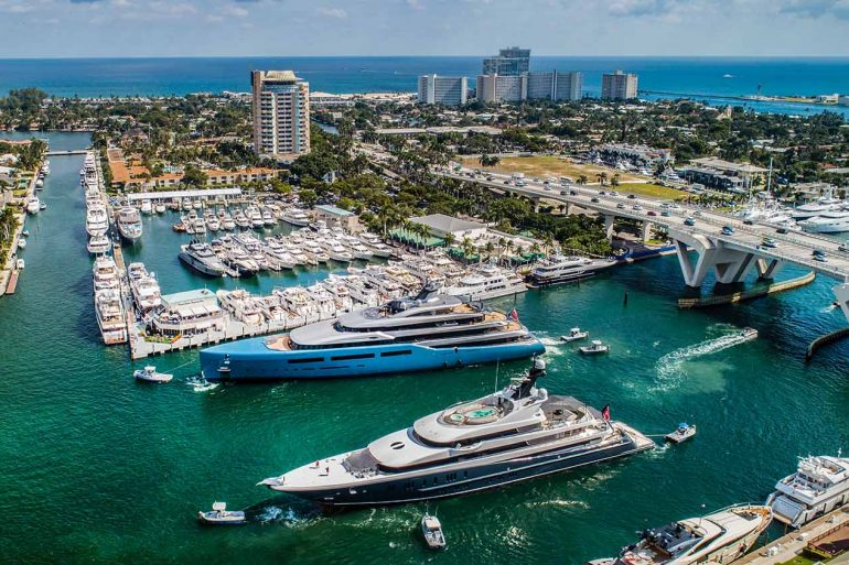 flibs 2020 FLIBS 2020: Discover Here The Most Luxurious Pieces At Popular Booths FLIBS 2019 Yacht Show 770x513