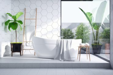 bathroom trends Bathroom Trends 2021/2022: The Hottest Tile Ideas Bathroom tile trends cover 370x247