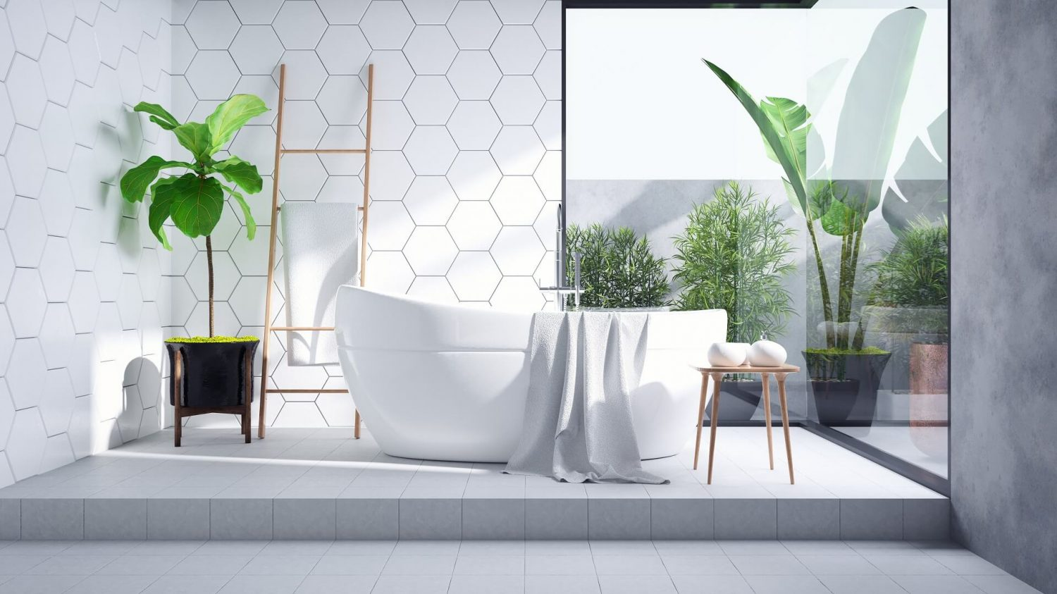 bathroom trends Bathroom Trends 2021/2022: The Hottest Tile Ideas Bathroom tile trends cover scaled