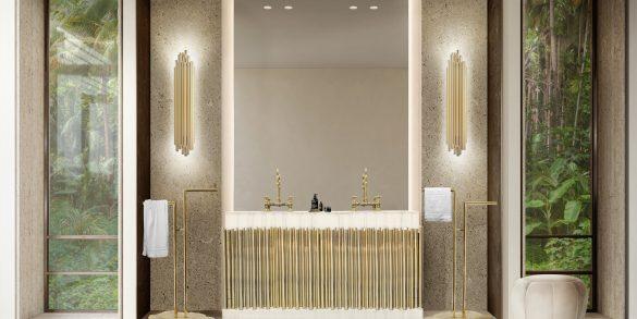 modern bathroom Make Your Dream Modern Bathroom A Reality MV Symphony Washbasin Creme 1 585x293