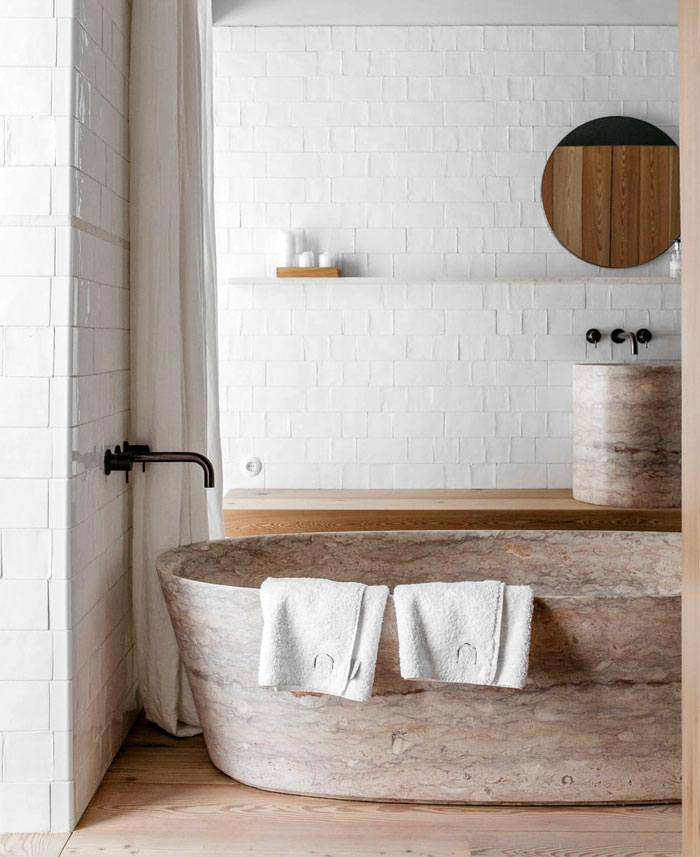 Bathroom Trends 2021 2022 The Hottest Tile Ideas
