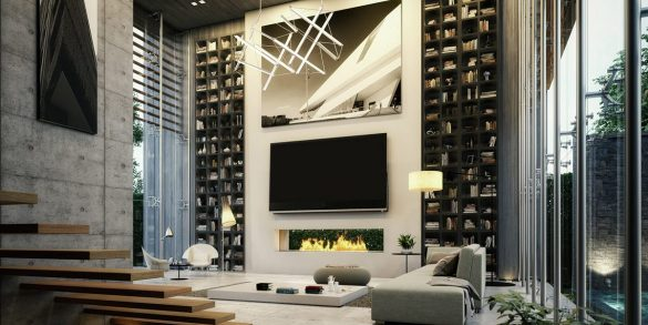 living room Living Room Tips, Ideas And Essentials living room tips ideas essentials 2 585x293