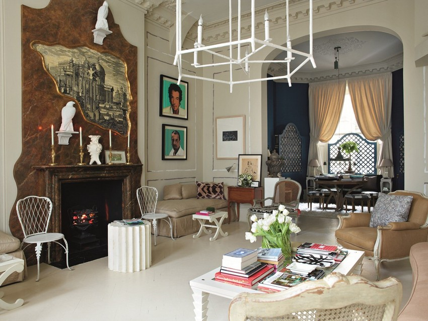 london The Best 25 Interior Designers From London 11 6