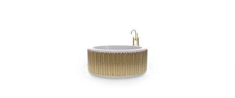 modern bathtubs 13 Modern Bathtubs To Buy Online 13 7 800x334