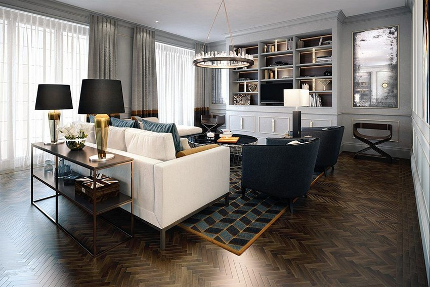 london The Best 25 Interior Designers From London 5 6