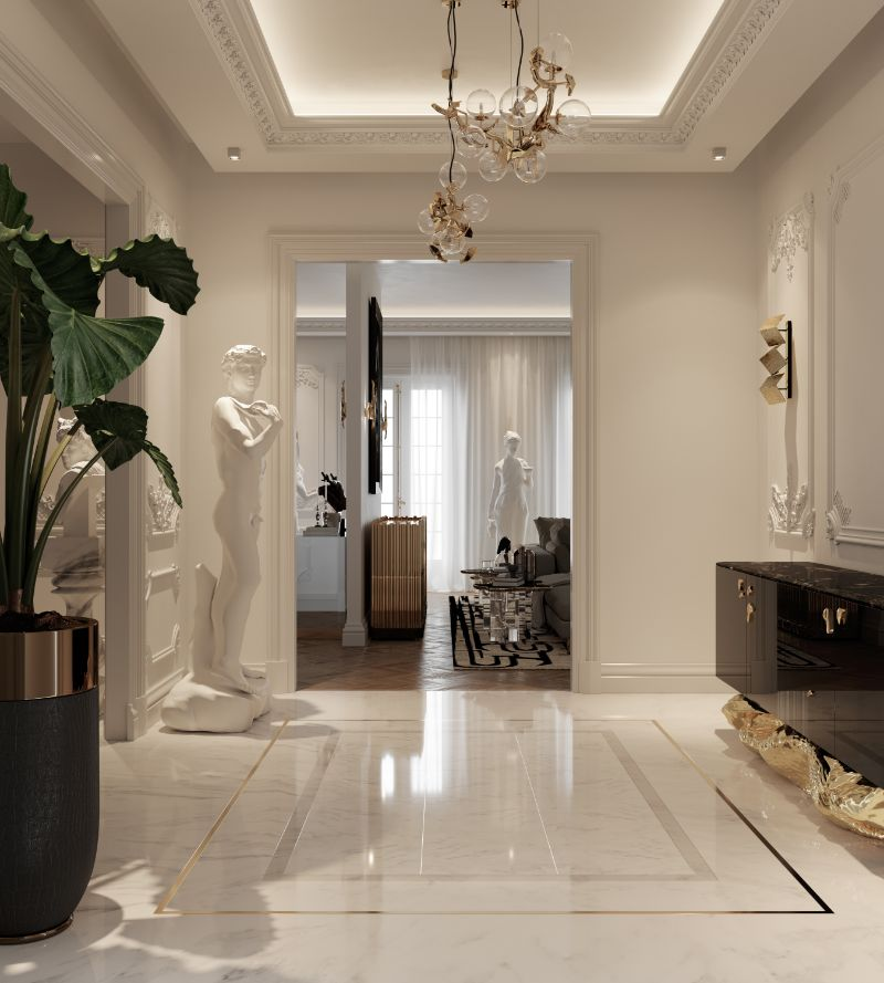 Room By Room: Inside A Parisian Luxury Penthouse luxury penthouse Room By Room: Inside A Parisian Luxury Penthouse 6 3