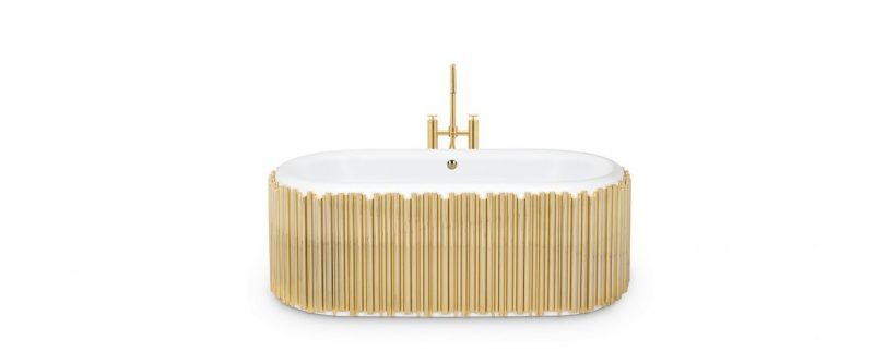 modern bathtubs 13 Modern Bathtubs To Buy Online 7 10