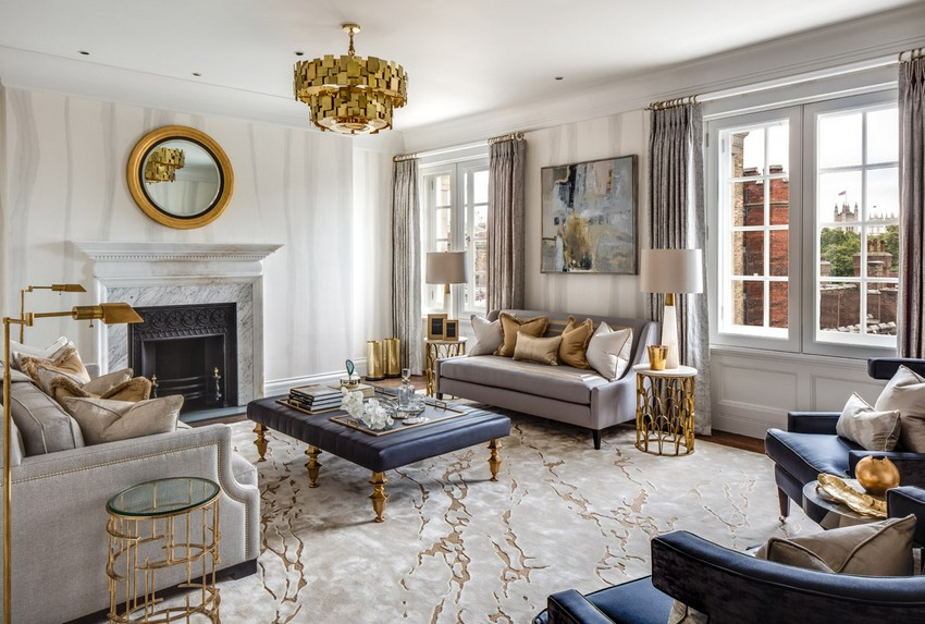 london The Best 25 Interior Designers From London 8 6