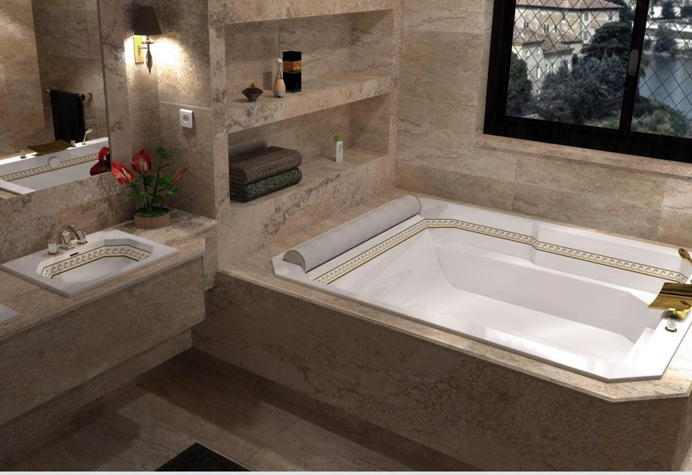 modern bathtubs 13 Modern Bathtubs To Buy Online 8 9
