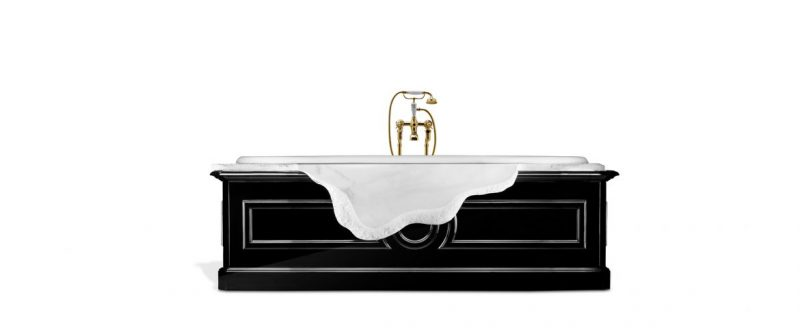 modern bathtubs 13 Modern Bathtubs To Buy Online 9 9