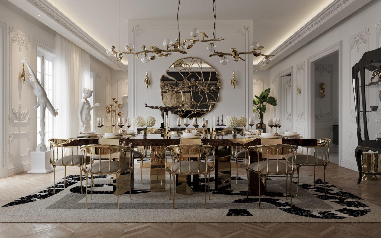 luxury penthouse Room By Room: Inside A Parisian Luxury Penthouse BOCA DO LOBO                                                                                                                           scaled