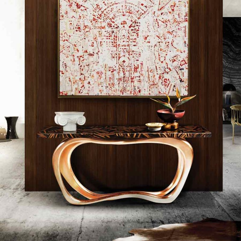 modern consoles Modern Consoles That Fit In Any Design Project kassavelloshop infinity console 800x800