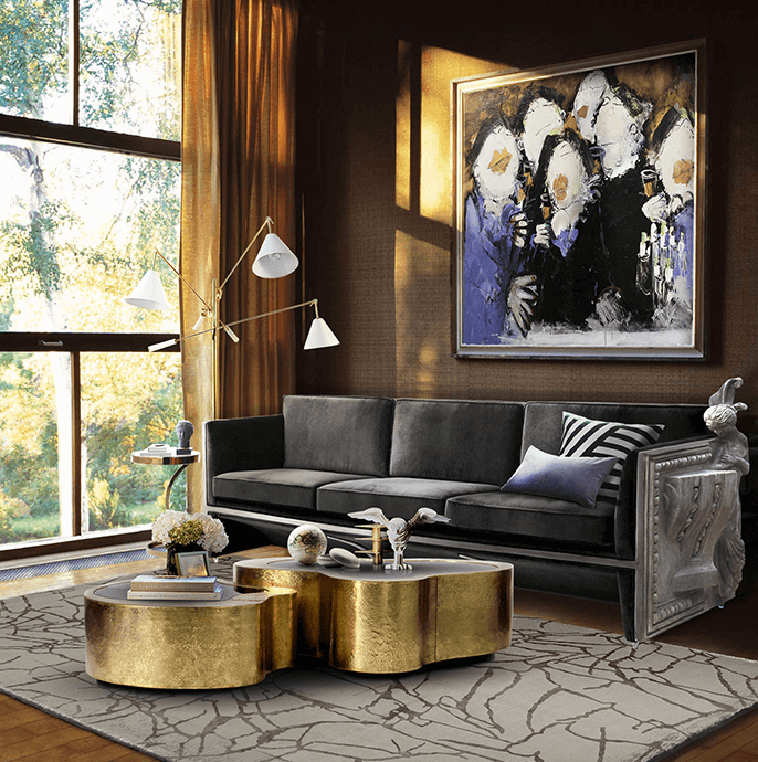 center tables Center Tables: Elevate Your Living Room 10