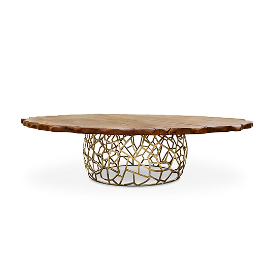 dining tables Elevate Your Dining Room With These Modern Dining Tables 12 7