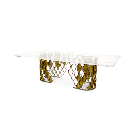 dining tables Elevate Your Dining Room With These Modern Dining Tables 13 7