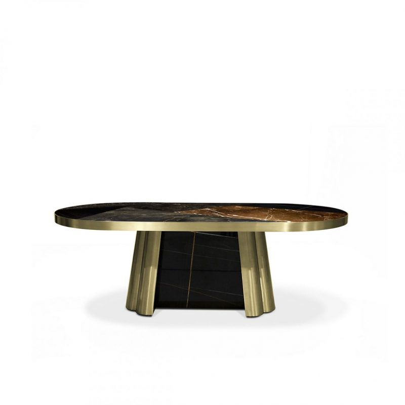 dining tables Elevate Your Dining Room With These Modern Dining Tables 8 8