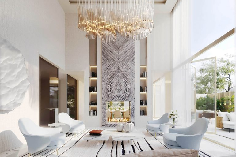 lisbon The Best Interior Designers From Lisbon LEGACY TOWNHOUSES SOCIAL LIVING 2 770x513