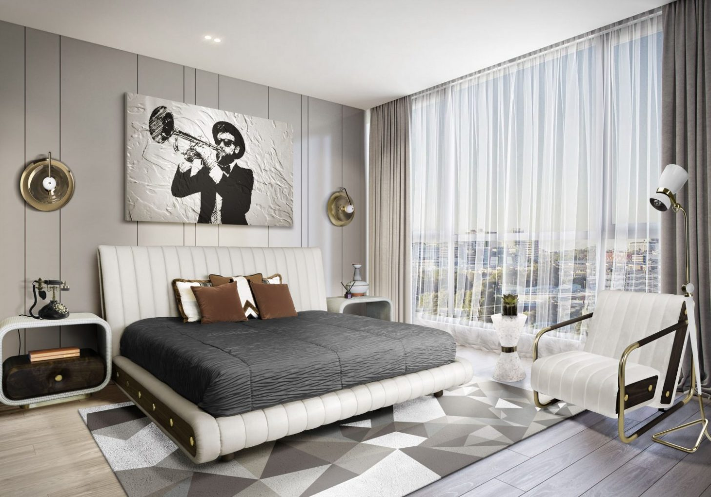 modern beds 15 Modern Beds You Can Buy Online mrmO6wiF scaled