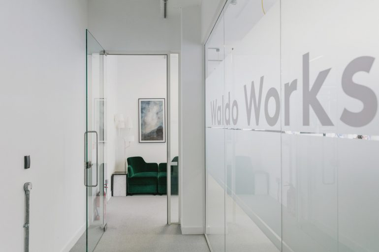 Waldo Works: the physical embodiment of clients waldo works Waldo Works: the physical embodiment of clients 4O0A5073 770x513