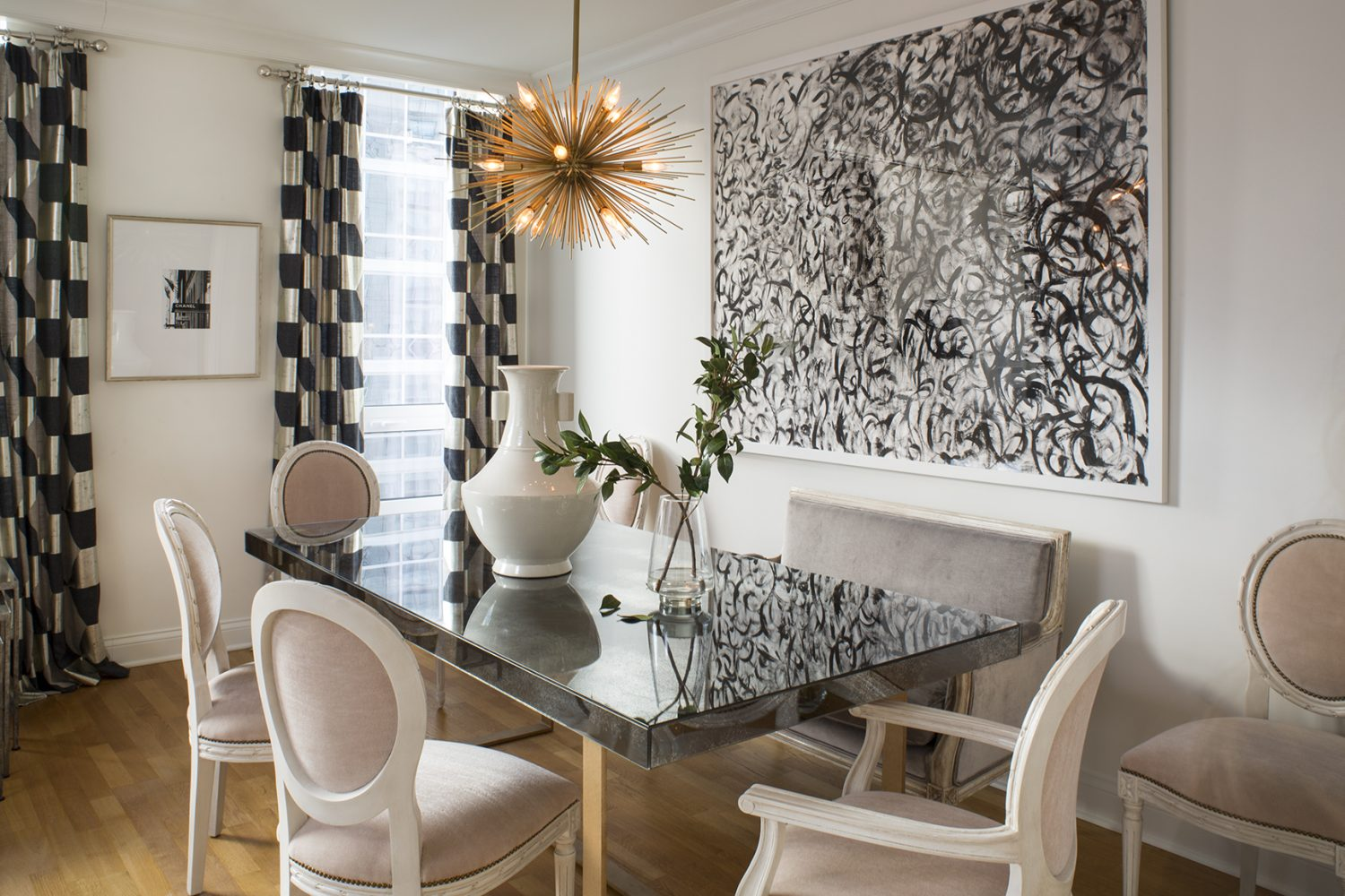 wendy labrum Wendy Labrum Interiors: A Passion Born in Europe Yvonne DiningRoomH LR scaled