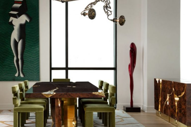 contemporary penthouse Fall In Love With This Contemporary Penthouse In Texas Art Deco ID Project in Texas 4 1 2 770x513